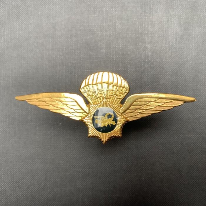 SAPS AFRICA Special Task Force Police Rhodesia Bush Border War Scorpion Wing III