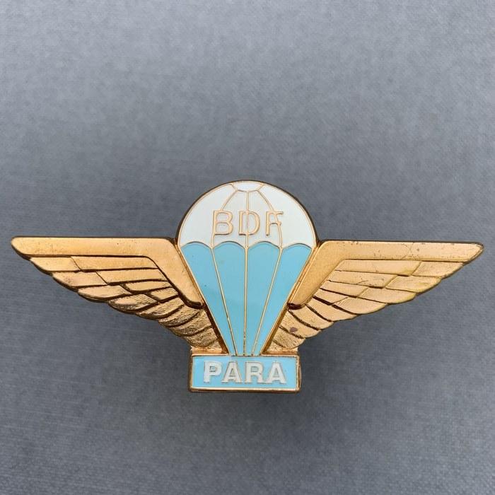 BDF Botswana Defence Force Para Wing Badge BASIC 1
