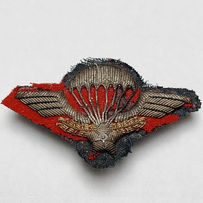 INDOCHINA Indochine France French PARA Wing Parachute Airborne Insignia Badge #2