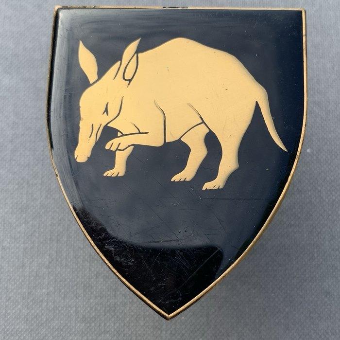 SADF Africa Sandton Commando Shoulder Flash South African Defence Force