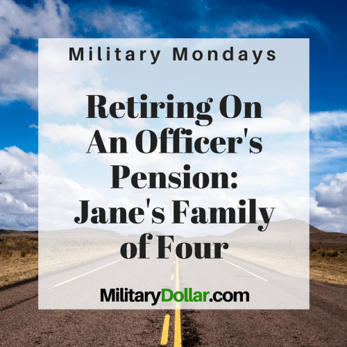 Officer Military Pension