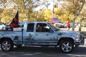Truck in parade