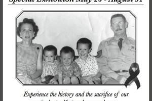 Photo of Sacrifice and Service at Nuclear Museum Poster