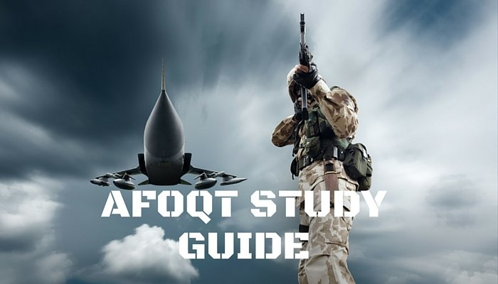 AFOQT — Military Aptitude Tests