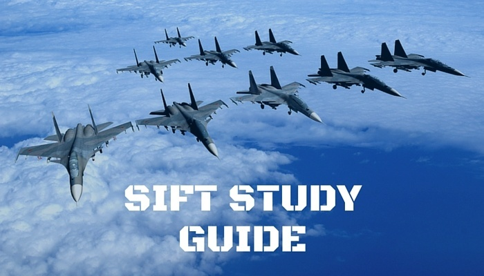 SIFT Study Guide Review