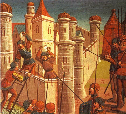Surrounded – Some of History's Most Incredible Sieges