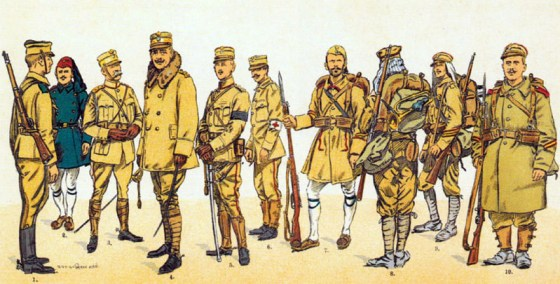 The Greek Army was a spent force in 1925 when it inaugurated a war against Bulgaria.