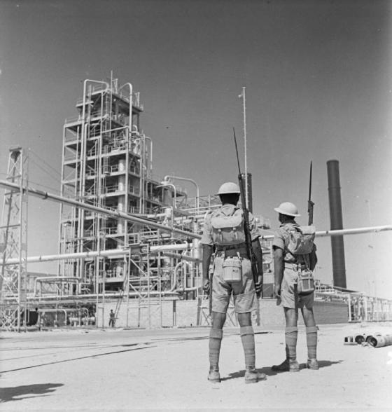 Gulf War 1941 — The Forgotten Allied Invasion of Iran