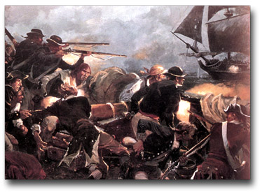 The Battle for Nassau – The First Mission for America's Marines
