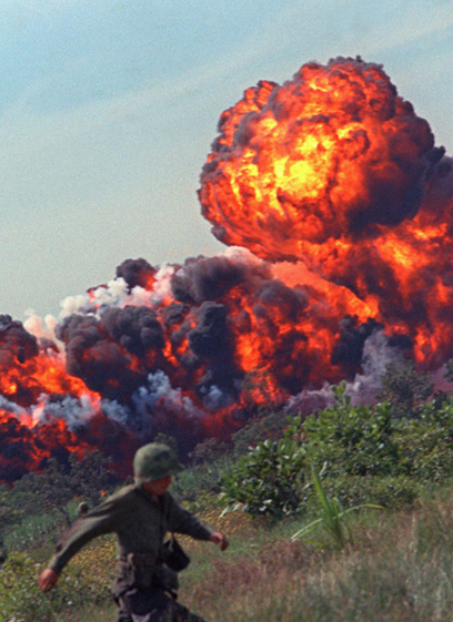 Hellfire – 10 Incendiary Facts About Napalm