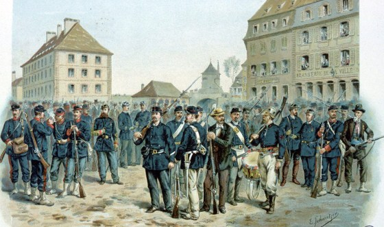 Meet the Francs-tireurs – The French Resistance of 1870
