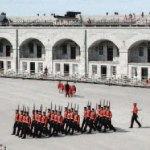 Living History — Calling out the Guard at Canada's Fort Henry