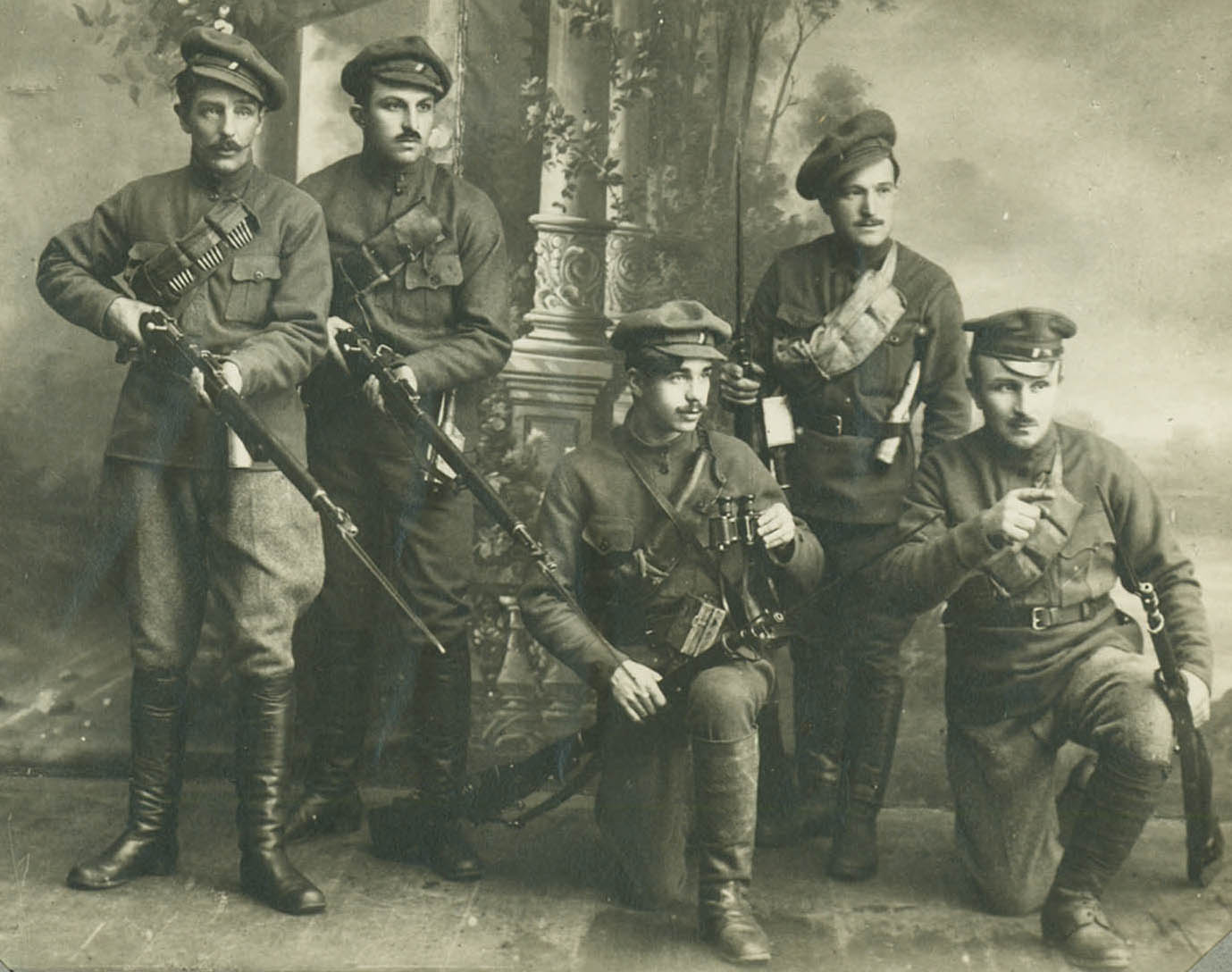 The uprising of the Czechoslovak Corps: date, reasons, results and historical facts 16