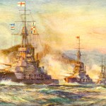 Infographic — History's Seven Deadliest Sea Battles