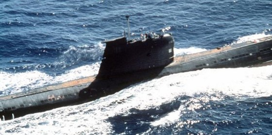 A Soviet Foxtrot-class submarine was mere moments away from attacking American warships with nuclear weapons in 1962, that is until the first officer aboard vetoed the captain's command to fire.