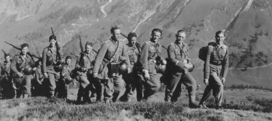 Operation Felix called for an assault by mountain troops like these.