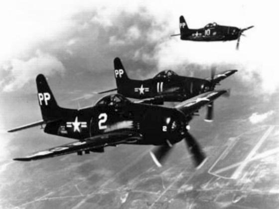 The Last Gunfighters – History's Final Piston-Engine Interceptors