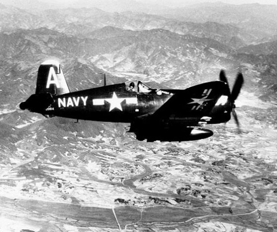 The last piston-engine dogfight in history saw Corsairs fighting Corsairs over the jungles of Central America.
