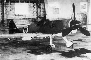Israel's first fighter squadron was equipped with Czech-built World War Two vintage Messerschmitt fighters.