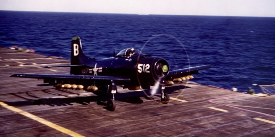 Although slow and obsolete, piston-engine warplanes found themselves in dogfights well into the jet age. The last known areal duel involving propellor-driven aircraft took place in 1969.