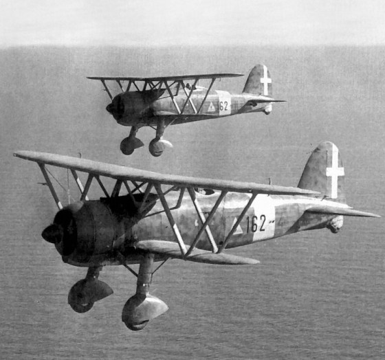 The Fiat CR.42