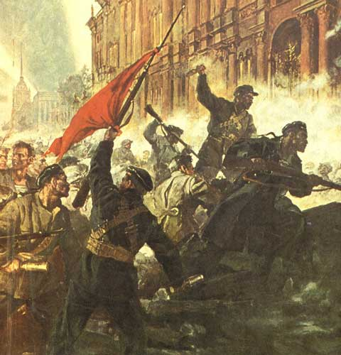 Once Upon a Time ... the Revolution - A Red Grand Campaign PBEM ...