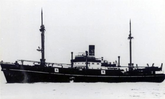 The German navy's auxiliary cruiser Komet attacked and attempted to land a shore party on Nauru in December of 1940.