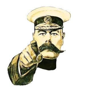 Don't Mention the War! – British Pundit Bemoans WW1 Centenary Coverage