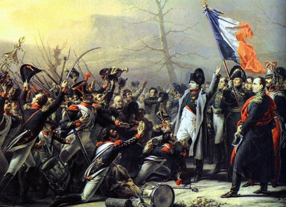 Napoleon's 100 Days would be the last war involving the legendary French emperor.