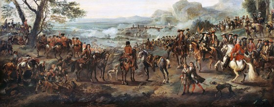 The War of the Grand Alliance is also known as the Nine Years War as well as the War of the Palatine Succession.