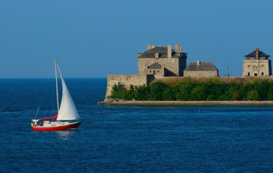Fort Niagara, Youngstown, N.Y. (Image source: PixelBay.com)