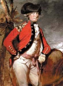 The defeated Charles Cornwallis left America in 1781 with his best years ahead of him.