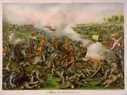 The Battle of Five Forks