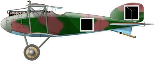 An Ottoman Albatross fighter.
