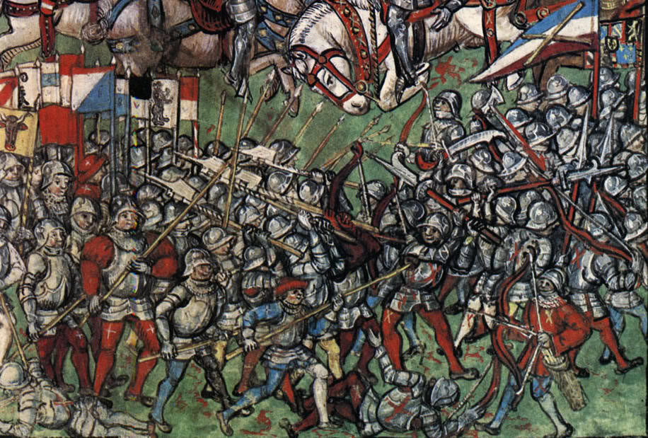 �iron hand� � meet the middle ages� toughest knight