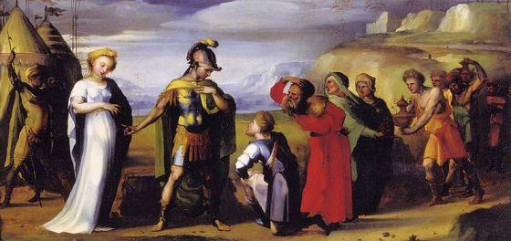 Scipio Africanus began his career as a military leader in his teens.