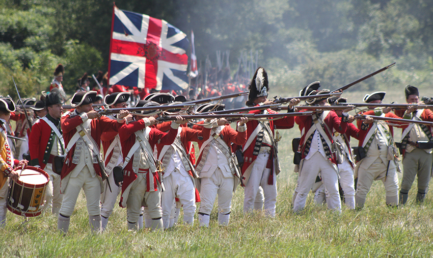 From Red Coats to Disruptive Camo – 250 years of British Army ...