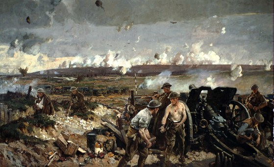Storm Warnings – Five Writers Who Predicted WW1 With Uncanny Accuracy