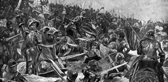 The Battle of Towton was the most costly battle ever fought in the U.K.