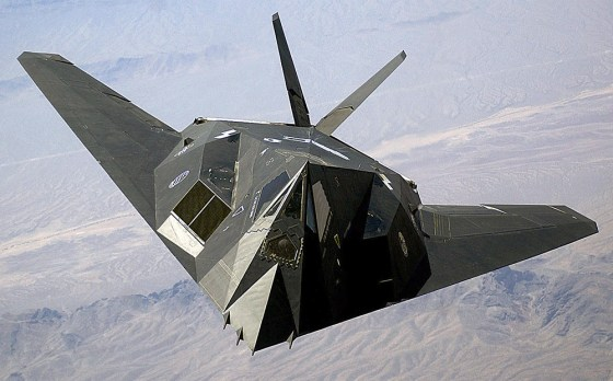 The F-117A Nighthawk was the media darling of Operation Desert Storm.
