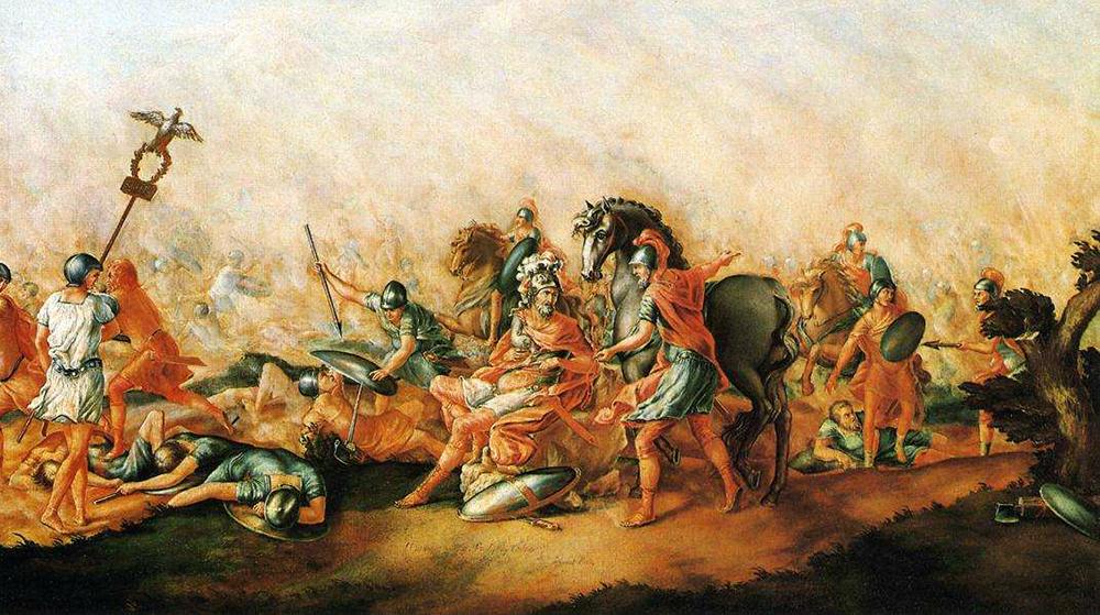 La défaite de Rome à Cannae en 216 avant notre ère fut si dévastatrice que la république fut obligée de repenser sa façon de mener les guerres futures.'s defeat at Cannae in 216 BCE was so devastating, the republic was forced to rethink how it fought future wars.