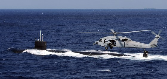 Anti-submarine warfare in the 21st century -- Has America become a has-been? (Photo courtesy the U.S. Navy)