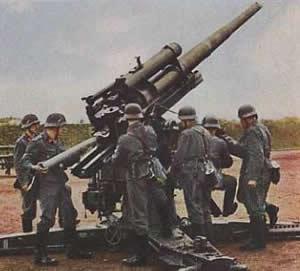 The Deadly 88 -- Was the German Flak 18/37 the best gun of World War II?