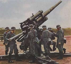 The Deadly 88 -- Was the German Flak 18/37 the best gun of World War II?