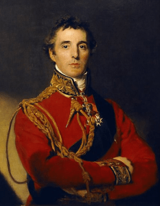 "Cornell gives the Duke of Wellington top marks: ""He looked after his men incredibly well. And he delivered them victory after victory."""