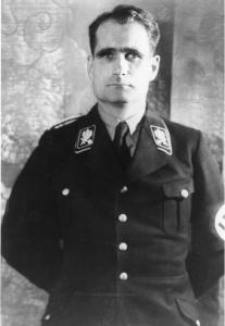 Rudolph Hess. (Image source: WikiCommons.)