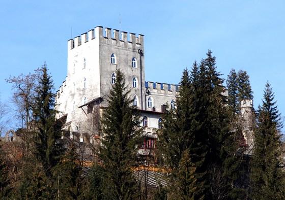Schloss Itter. (Image source: WikiCommons.)