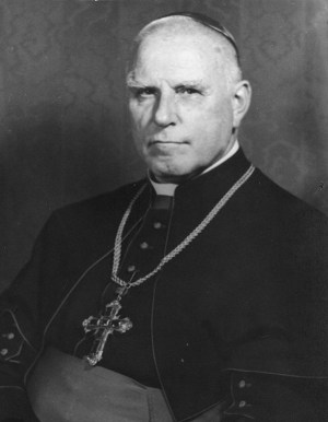 The Bishop of Munster, Clemens August Graf von Galen. (Image source: WikiCommons)