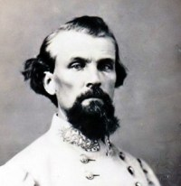 Nathan Bedford Forrest. (Image source: WikiCommons)