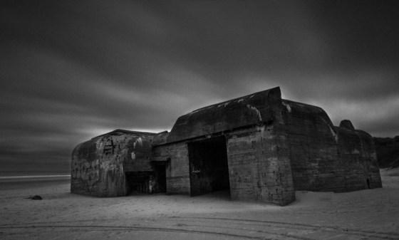 All Along the Watchtower — Danish Photographer Captures Hitler's Atlantic Wall